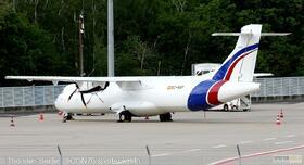 Swiftair ATR-72-500 EC-MAF