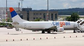 Cargo Air 737-400SF LZ-CGV