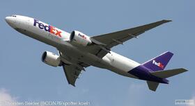 FedEx 777-200 N891FD