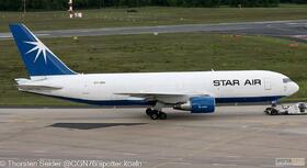 Star Air 767-200 OY-SRK