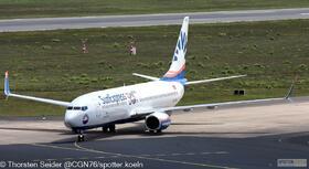 SunExpress 737-800W TC-SEJ