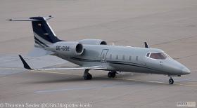 Privat Learjet 60 OE-GSE
