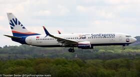 SunExpress 737-800W TC-SEY