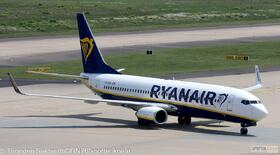 Ryanair 737-800W EI-EBG