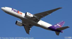 N846FD FedEx 777-200 N846FD