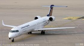 Lufthansa CityLine CRJ-900LR D-ACNX
