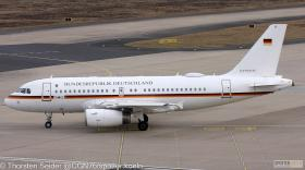 15+02 German Air Force A319-100