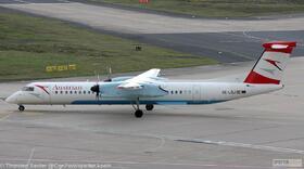 Austrian Airlines Dash-8-400 OE-LGJ