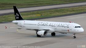 Turkish Airlines A321-200 TC-JRY