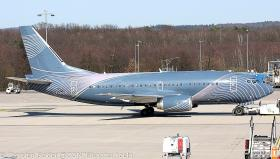 KlasJet 737-500 LY-FLT