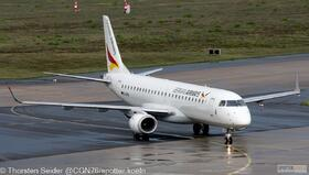 German Airways EM-190LR D-AWSI
