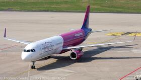 Wizz Air A321-200W HA-LXW