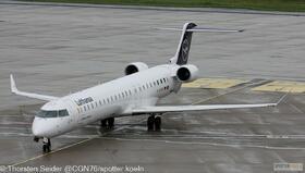 Lufthansa CityLine CRJ-900LR D-ACND