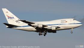 N747NA NASA 747SP