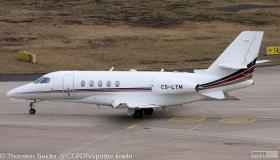 CS-LTM NetJets Europe Cessna 680