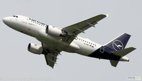 Lufthansa A319-100 D-AIBF