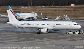 D-AEUC Eurowings A321-200