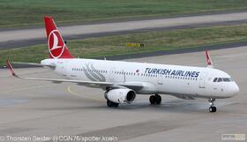 Turkish Airlines A321-200W TC-JSZ