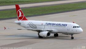 Turkish Airlines A320-200 TC-JPH