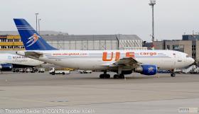 ULS Cargo A300B4 TC-KZV