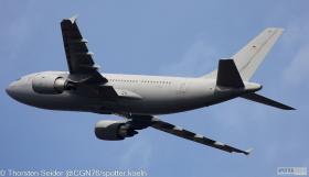 10+26 German Air Force A310-300
