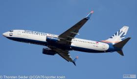 TC-SEI Sun Express 737-800W