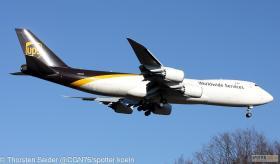 N622UP UPS 747-8
