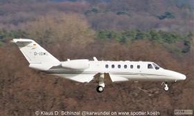 D-IDWC Cessna 525 CitationJet CJ1