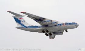 Volga-Dnepr IL-76 RA-76951