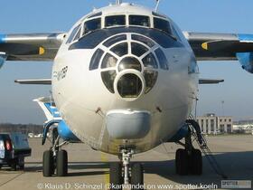 UR-LAI Volare AN-12 BP