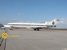 C-FACA All Canada Express Boeing 727-243(Adv)(F)