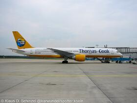 D-ABNF Condor B757-200