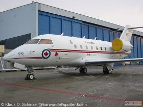 Canadian Armed Forces Canadair CC-144C Challenger