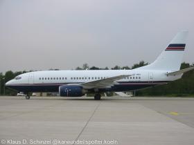 VP-BBU Ford-Air 737-705
