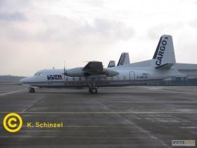 D-AELK WDL Fokker F27-600 Friendship