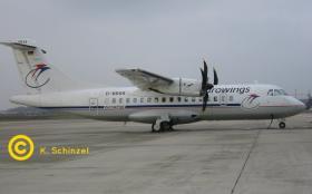 D-BRRR Eurowings ATR 42-500