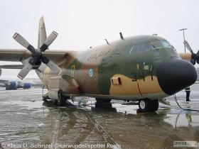 Royal Jordanian Air Force C-130H 347