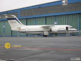 D-AWUE WDL British Aerospace BAe 146-200