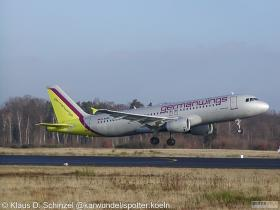 Germanwings D-AIQR A320-211