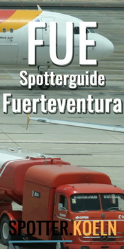 Spotterguide FUE