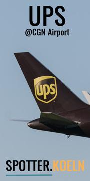 UPS @ CGN