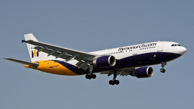 Fotogalerie: Monarch Airlines (ZB/MON)