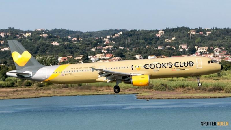 Foto-Galerie:Thomas Cook Airlines