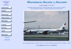 airlines airliners